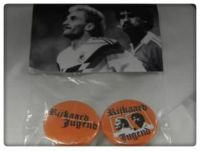 Rijkaard Jugend Button-Set