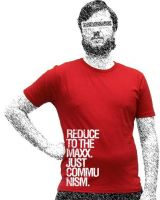 Reduce to the Maxx. – T-Shirt
