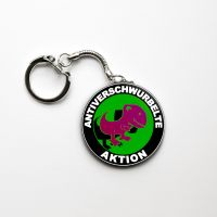 Antiverschwurbelte Aktion – Key holder