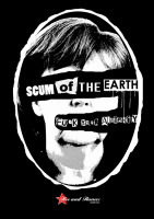Scum of the Earth – T-Shirt (waisted fit)