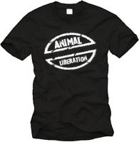 Animal Liberation (Halbkreise) T-Shirt