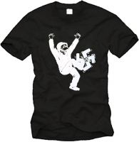 Kick Fascism T-Shirt