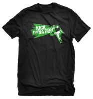 Kick the Nation T-Shirt