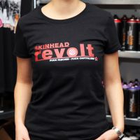 Skinhead Revolt – T-Shirt (waisted fit)
