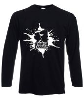 Smash Fascism (Splash) Longsleeve