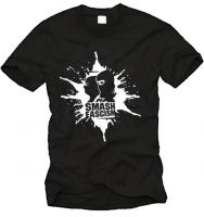 Smash Fascism (Splash) T-Shirt