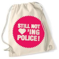 Still not loving Police! – Sportbeutel