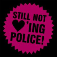 Still not loving Police Aufnäher