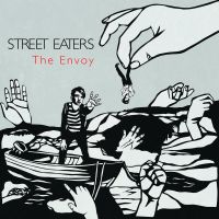 Street Eaters – The Envoy LP - leicht beschädigtes Cover