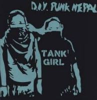 Tank Girl ‎– ...Kids With Guns + Choco Fun!! LP