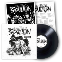 The Italian Stallion – Deathe Before Discography LP
