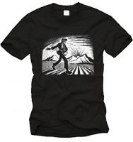 Drooker - The Grim Sower T-Shirt