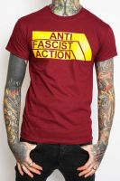 Anti Fascist Action 2.0 – T-Shirt