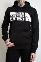 Anti Fascist Action 2.0 – Hoodie (waisted fit)
