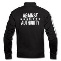 Against all Authority Trainingsjacke