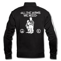 All the Arms we need Trainingsjacke
