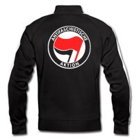 Antifaschistische Aktion Trainingsjacke