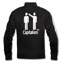 Capitalism TM Trainingsjacke