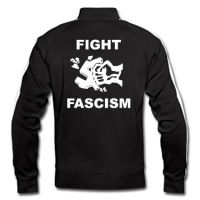 Fight Fascism Trainingsjacke