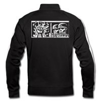 Drooker - Flaming Fist Trainingsjacke