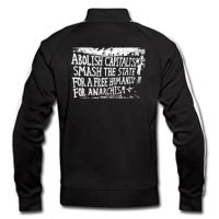 For Anarchism... Trainingsjacke