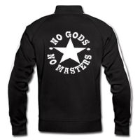 No Gods - No Masters Trainingsjacke