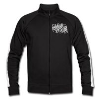 Skulls Trainingsjacke