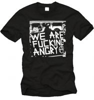 We are fucking Angry! T-Shirt