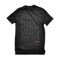 United colors of black bloc – T-Shirt