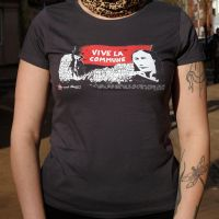 Vive la Commune – Shirt (waist fitted)