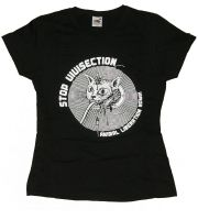 Stop Vivisection! – Shirt (waist fitted) (remaining stock)