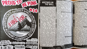 Proud to be punk #34 – Writings on the wall