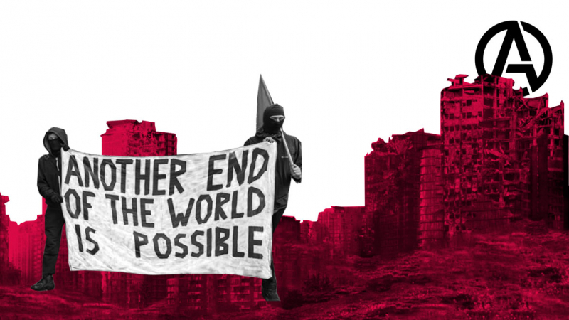 It's already here – Another End of the World is possible!