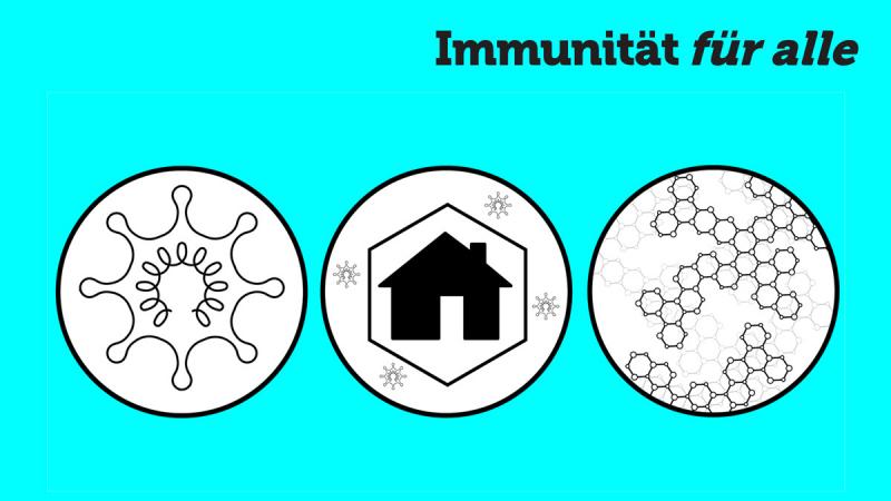 Immunität für Alle!