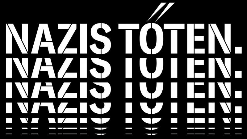 Nazis töten.