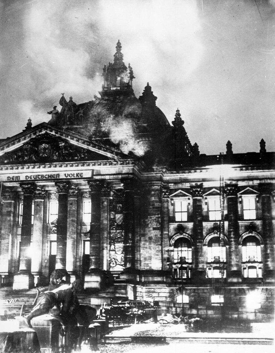 Reichtstagbrand
