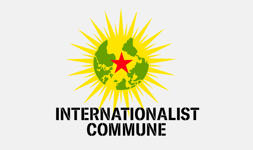 Internationalis commune of rojava