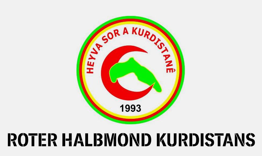 Roter Halbmond Kurdistans