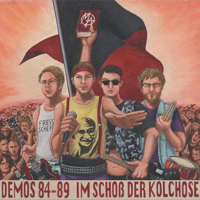 """Demo LP """"Im Schoß der Kolchose"""""""