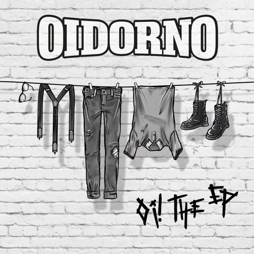 EP Cover of Oidorno!