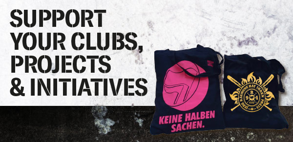 support your clubs, projects & Initiatives