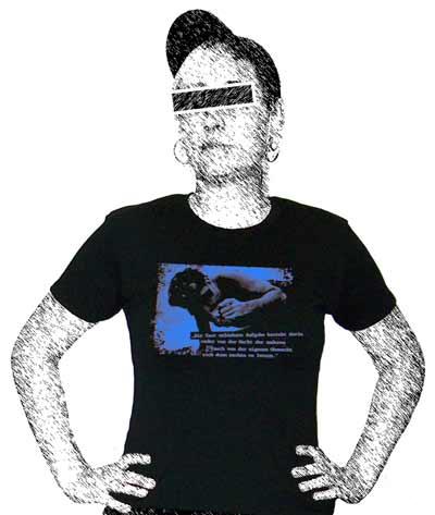 SAZ Shirt – die unlösbare Aufgabe