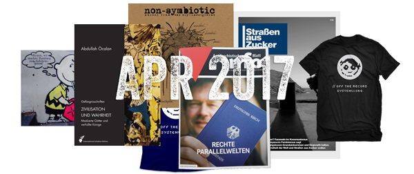 neues im april