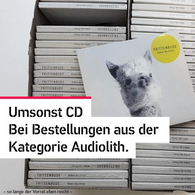 Frittenbude Audiolith AKtion