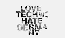 Love Techno · Hate Germany